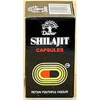 Мумие Шиладжит Дабур (Shilajit Dabur),природный органоминеральный комплекс биологически активных веществ