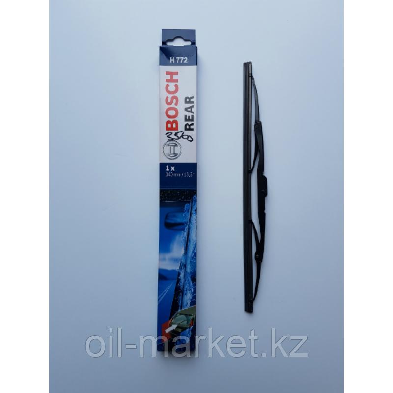 BOSCH Стеклоочиститель заднего стекла каркасный 340mm (H 772) для заднего стекла 340mm (H 772) на AUDI Q7
