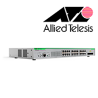 Управляемый 24-х  портовый гигабитный коммутатор Allied Telesis AT-GS924M-50