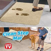 Коврик из микрофибры  для прихожей «НИ СЛЕДА» Clean Step Mat