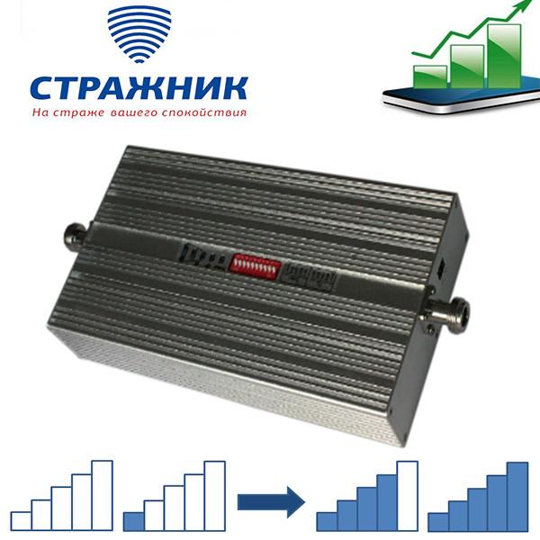 Усилитель сотовой связи, Стражник GSM-2100, 1000м2