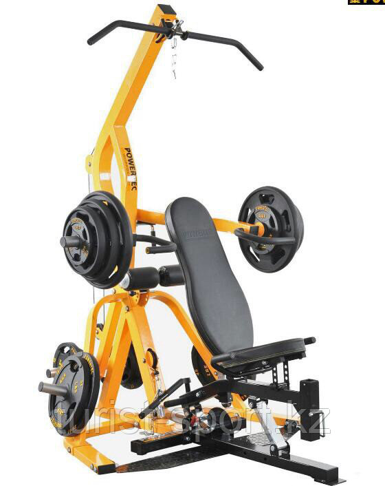 Силовая скамья Powertec Lever Gym TM WB-LS13