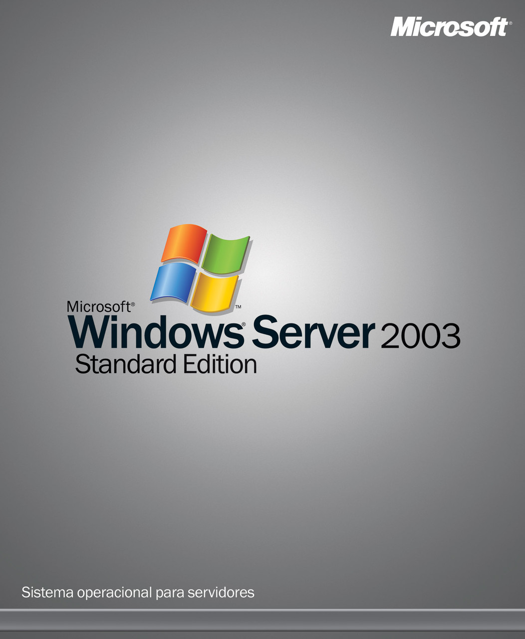 Настройка компьютера Windows 2003 Server