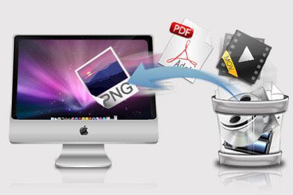 Восстановление информации с Apple Mac