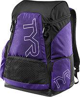 Рюкзак TYR Alliance 45L Backpack цвет 510 Фиолетовый/Черный