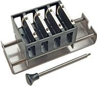 Кюветодержатель 4х-позиционный для ПЭ-5300ВИ (кюветы 10х5...50 мм)