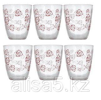 Beliarosa стаканы высокие 310 мл. 6 шт, уп.