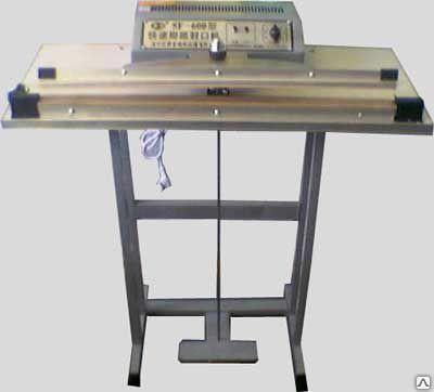 Запаиватель пакетов педальный, импульсный FRT-1000