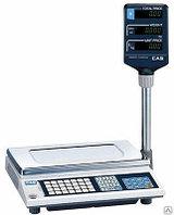 Весы электронные торговые CAS AP-1 30M BT