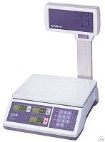 Торговые весы CAS (Юж. Корея) ER-JR-06CBU