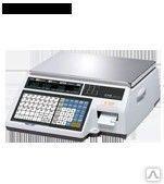 Торговые весы с печатью этикеток CAS (Юж. Корея) CL-5000J-30IB