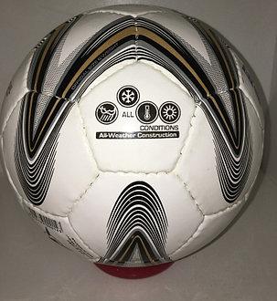 Футбольный мяч Star кожаный сшитый доставка по Алматы, фото 2