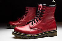 Ботинки Dr. Martens 1460 Cherry Red Leather Boots