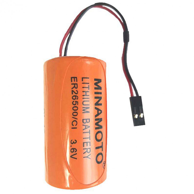 Литиевый элемент питания MINAMOTO ER26500 C1 С 3 6В С