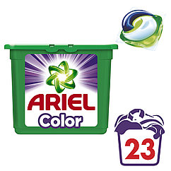 Капсулы для стирки Ariel PODS Color 23 шт.