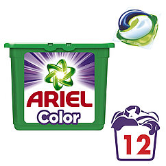 Капсулы для стирки Ariel PODS Color 12 шт.