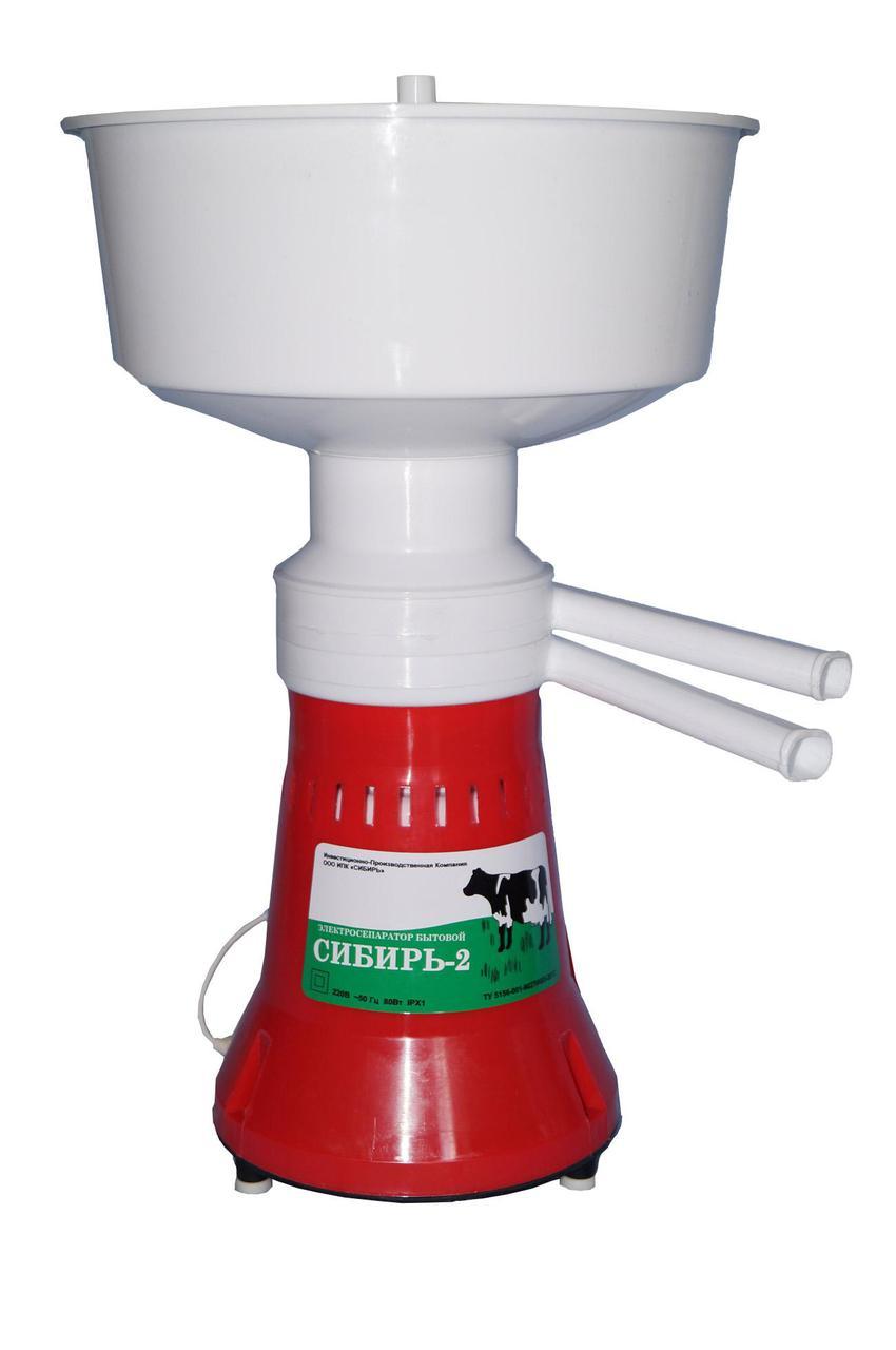 Сепаратор-сливкоотделительмолока СИБИРЬ-2