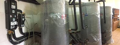 Солнечная водонагревательная станция Kingspan Thermomax HP400, мощностью 14,53 кВт в детском саду с. Акши, Алматинская обл 30