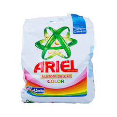ARIEL ЧИСТОТА DELUXE COLOR & STYLE Автомат 4,5 кг.