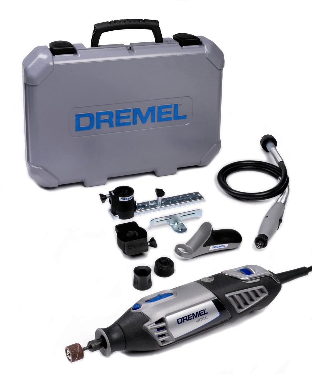 Многофункциональный инструмент Dremel 4000