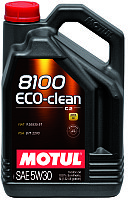 Моторное масло Motul 8100 Eco-Clean 5w30 5 литров