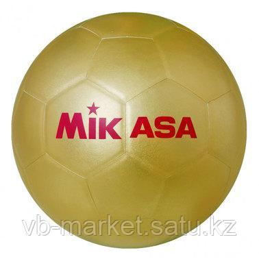 Сувенирный футбольный мяч MIKASA GOLD SB, фото 2