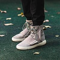 "Кроссовки Adidas Yeezy boost 750 ""Light Grey"""