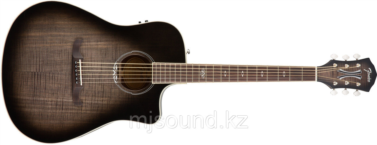 Электроакустическая гитара Fender T-BUCKET 300CE Moonlight Burst