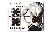 Миостимулятор Beauty Body Mobile Gym 6-PACK/EMS