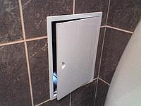 Люк-дверца ревизионная металлическая 300х400, фото 1