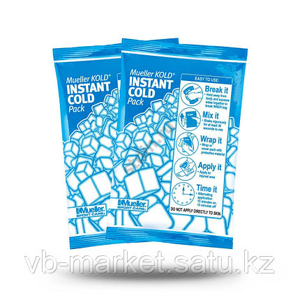Аккумулятор холода MUELLER 030102 INSTANT COLD PACK, фото 2