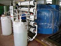 Установки обратноосмотического обессоливания воды Сокол