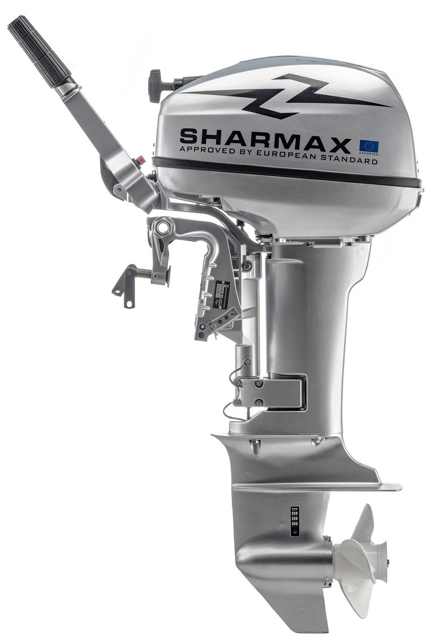 2х-тактный лодочный мотор Sharmax SM9.9HS