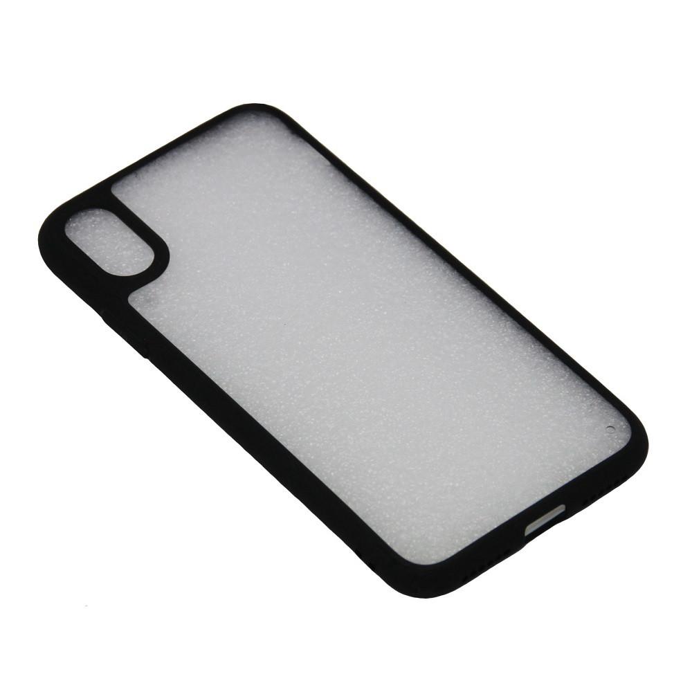 Чехол Силикон с Оконтовкой Apple iPhone 7, 8