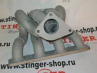 "Турбоколлектор "" Stinger sport "" 16кл. под турбину TD-05"