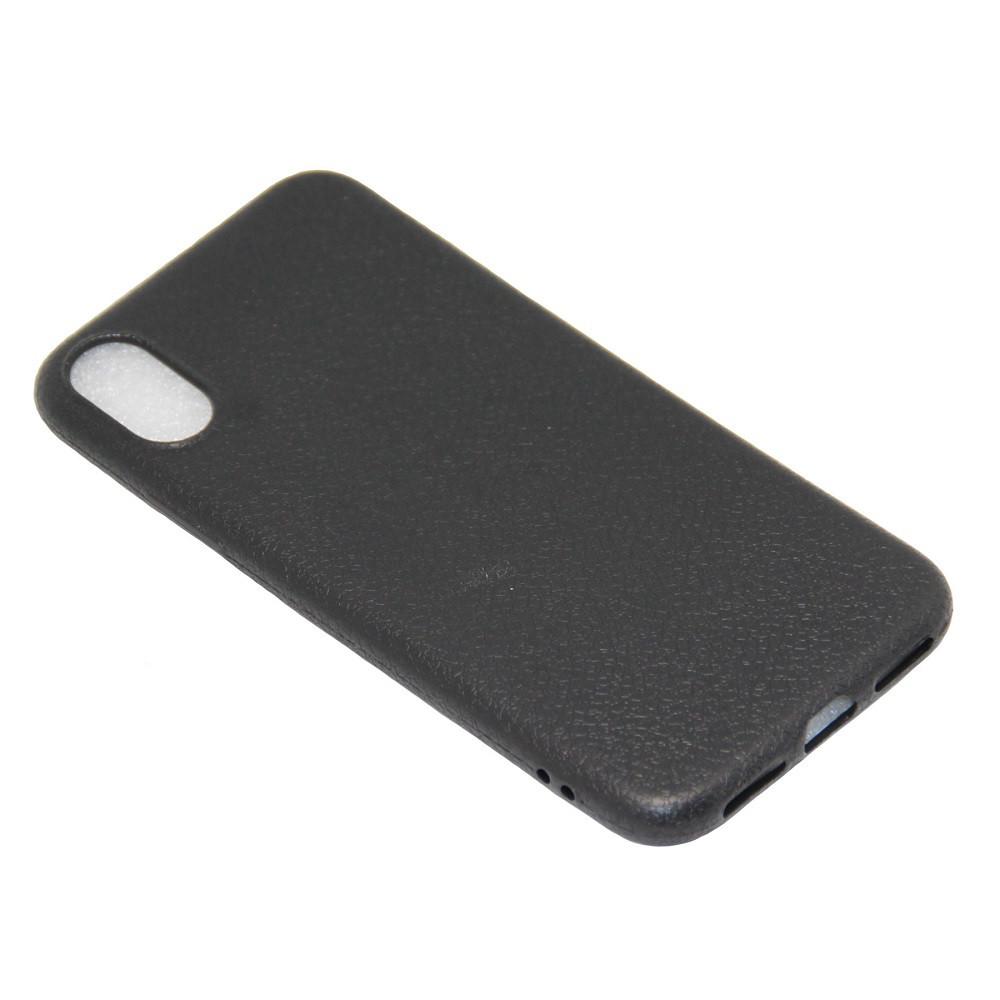 Чехол Силикон Кожа Apple iPhone 7, 8