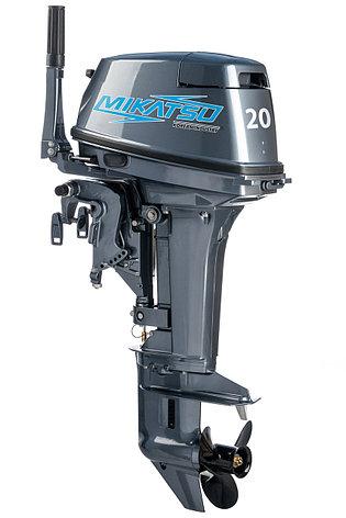 2х-тактный лодочный мотор Mikatsu M20FHS, фото 2