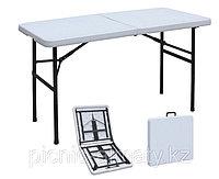 Стол с пластиковой столешницей 152*75см