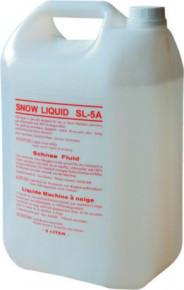Жидкость для генератора снега