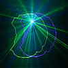 Лучевой лазер  Daus Led Laser Show System (2 глазный лазер), фото 3