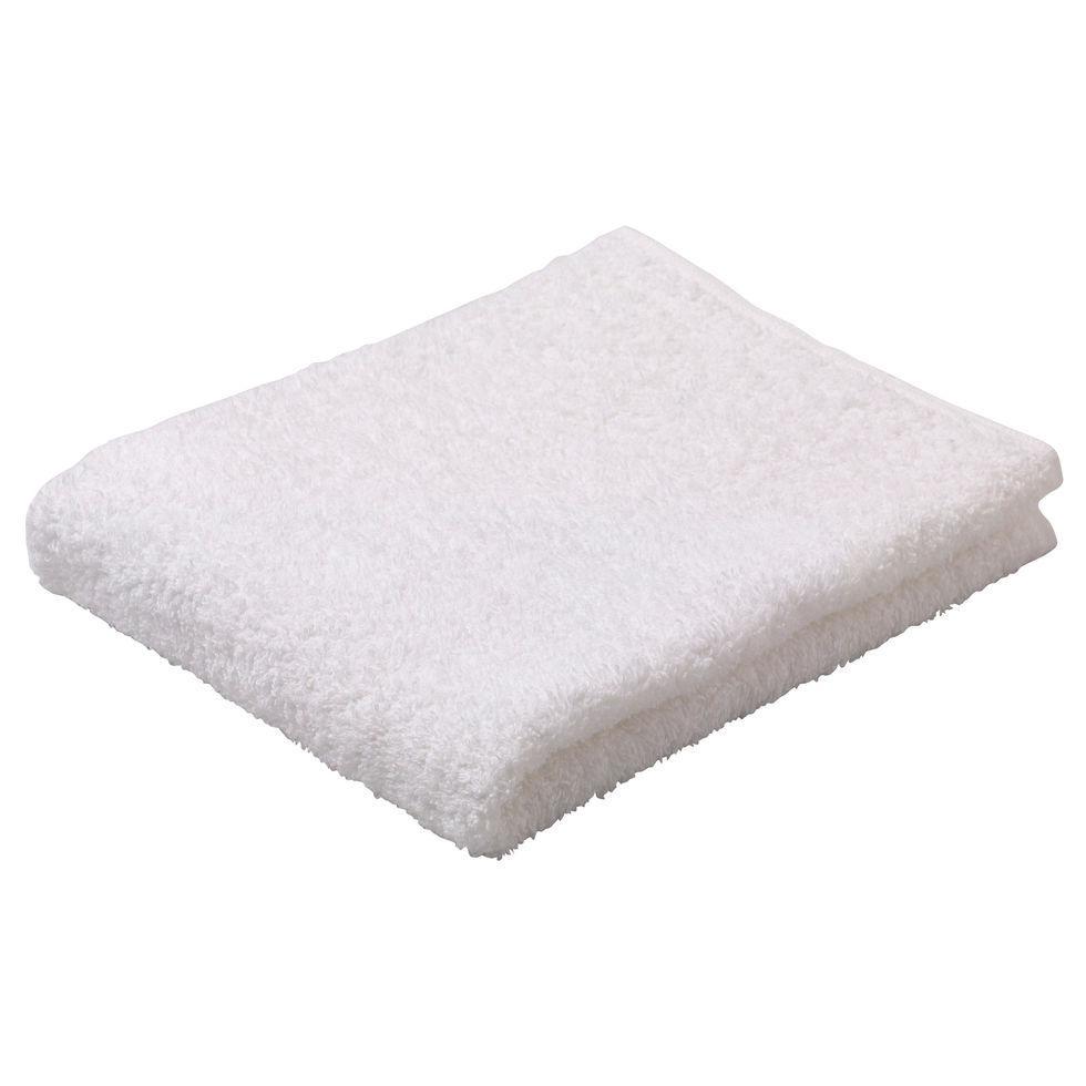 Полотенце белое ГОСТ 50*100, плотность 500 гр.