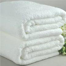 Полотенце белое ГОСТ 70*140, плотность 500 гр., фото 2
