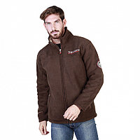 Толстовка Geographical Norway Usain man brown beige