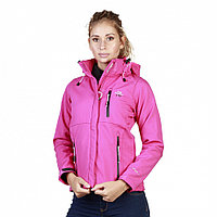 Ветровка Geographical Norway Tehouda woman flashypink