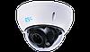 Купольная антивандальная камера Rvi-HDC311-C(2,7-12мм)