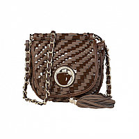 Сумка на цепочке Just Cavalli C41PWCBU0012 025-BROWN
