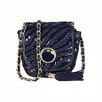 Сумка на цепочке Just Cavalli C41PWCBU0012 080-BLUE