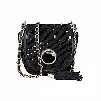 Сумка на цепочке Just Cavalli C41PWCBU0012 999-BLACK