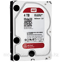 "Жесткий диск Western Digital Caviar Red (WD40EFRX) 3.5"" HDD SATA4000 GB IntelliPower, 64MB cache, SATA 6 Gb/s"