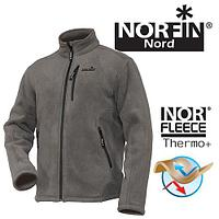 Куртка флисовая Norfin NORTH GRAY 04 р.XL